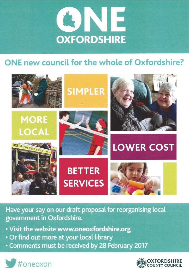 one oxfordshire